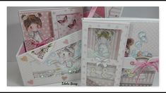 Tutorial albumes caja doble Shakers coleccion stamperia Little girl – Martina Hartmann Baby Album, Scrapbook Albums, Craft Videos, Scrapbooks, Martini, Little Girls, Decorative Boxes, Make It Yourself, Youtube