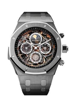 Audemars Piguet Royal Oak Offshore Grande Complication - Possibly the best $ 500,000 watch available.