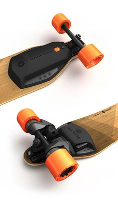 Boosted Boards Production Design on Industrial Design Served
