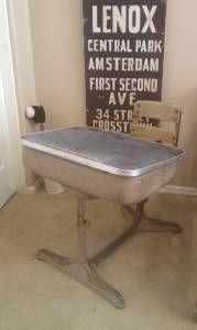 kids bedroom, love the old school desk
