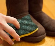 How to Clean Ugg Boots | eHow.com