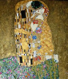 """MY FAVOURITE: """"The Kiss"""" by Gustave Klimt"""
