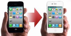 Daily tip: How to manually transfer data from your old iPhone to your new iPhone 4S