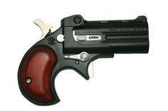 I've always waved a Derringer like this
