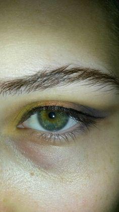 3 colours eye shadow make up