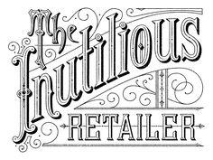 The Inutilious Retailer — Louise Fili Ltd