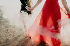 Engagement photos are an increasingly popular option for couples who are eager to announce their proposal to their family and friends. It gives you a chance to display your unique style—not to mention test out your photographer before the big day! But before you jump in front of the lens, you'll want some inspiration first. …