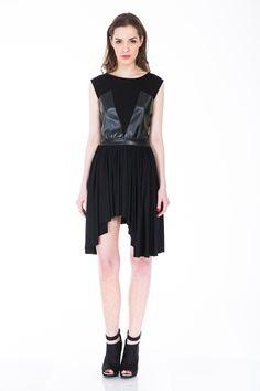 rochie asimetrica Fashion Addict, Black, Dresses, Vestidos, Black People, Dress, Gowns, Clothes, Gown