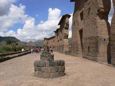Templo de Wiracocha - Cuzco