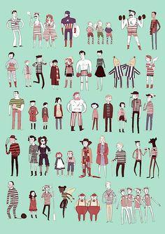 stripesposterred