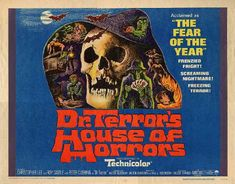 Dr Terror's House of Horrors Blu-ray - Peter Cushing