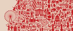 nickprints has just launched a new website which shows off his amazing prints! This is 'London Calling' which you can buy for £50.00