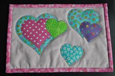 The Quilting Princess: Hearts!