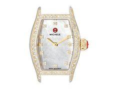 Online purchase Michele Urban Coquette Diamond Diamond Dial Two-Tone Watch Head