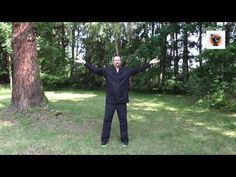 Qigong, Tai Chi, Yoga Fitness, Detox, Exercise, How To Plan, Youtube, Healthy, Ejercicio