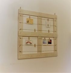 Memoboard Shabby/Vintage Family 93cmx93cm Shabby Vintage, Vintage Decor, Memo Boards, Shabby Chic Cottage, Shabby Chic Decor, Shabby Chic Furniture, Dining Furniture, Window Pane Frame, Wooden Windows