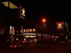 Crown Casino!