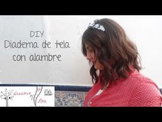 Dreams of Love: DIY - Diadema de tela con alambre