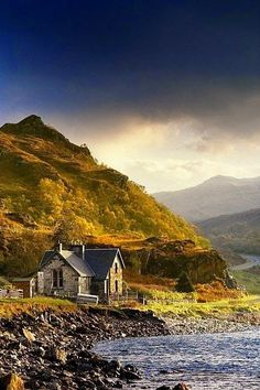 Ardnamurchan Peninsula in Lochaber - Highland, Scotland