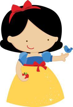 Snow White - Snow White Seven Dwarfs Clip Art PNG - snow white, art, boy, cartoon, cheek Princess Birthday, Princess Party, Girl Birthday, Snow White Cupcakes, Baby Snow White, Snow White Seven Dwarfs, Snow White Birthday, Cute Clipart, Cute Images