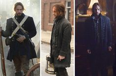 A Sleepy Hollow Costume Designer on Why Ichabod Crane Might Never Change His Outfit