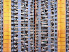 Michael Wolf Photography: Hong Kong's Architecture of Density | New Republic
