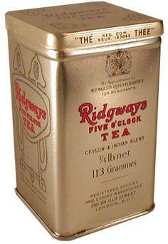Ridgways - Five O'Clock Tea