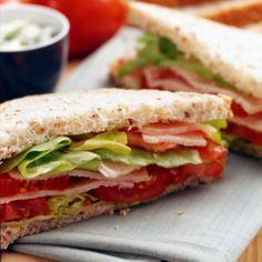 Southwestern Turkey Sandwich   Weight Watchers Canada