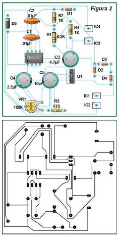 El rincón de los circuitos: Cargador de Baterias 12V