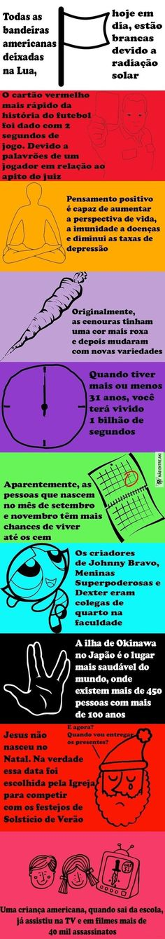 aprendendo alguma coisa todo dia #25 Curious Facts, Thing 1, Some Words, Eminem, Better Life, Haha, Life Hacks, Give It To Me, Nerd