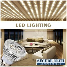 Indoor #LEDLighting with Great Savings. Visit Us at www.securetechalarms.ca Best Home Security System, Alarm System, Indoor, Led, Lighting, Furniture, Home Decor, Interior, Decoration Home