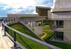 Ле Корбюзье / Le Corbusier. Церковь Saint Pierre, Firminy, Франция. 1960-2006