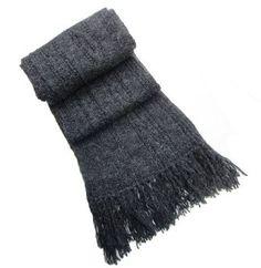 HOCKEY Fleece Lined Knit Winter Hat Black Red ChalkTalkSPORTS.  27.99  820f1f673113