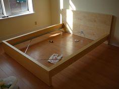 wood metal furniture designs - Google Search