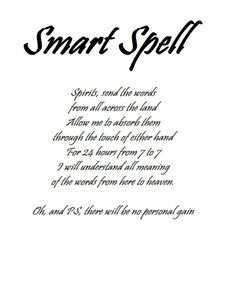 Magic Spell Book, Witch Spell Book, Witchcraft Spell Books, Magick Book, Magick Spells, White Magic Spells, Wiccan Magic, Wiccan Witch, Pagan