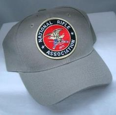 Vintage NRA 1871 Low Profile Ball Cap Never Worn 49b87dd1e51a