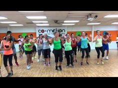 """ALL ABOUT THAT BASS"" - Choreo by Lauren Fitz for Dance Fitness - YouTube"