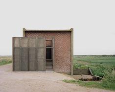Gallery of Skjern River Pump Stations / Johansen Skovsted Arkitekter - 19