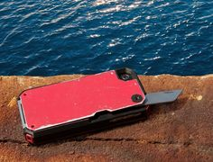 Multi-Tool iPhone Case- Swiss Army Knife meets iPhone