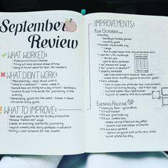 review log by craftyenginerd; Nov 2016 #bulletjournal #reviewlog #craftyenginerd