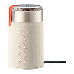 Bodum Bistro Blade Electric Coffee Grinder White-11160-913
