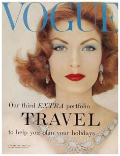 vogue cover 1958 - Google Search