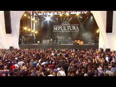 Sepultura & Steve Vai - Live Rock in Rio USA 2015