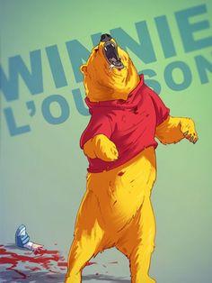 Winnie The Poor