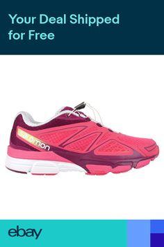 7c89bc08c61 Womens Hiking Shoes Salomon X-Scream 3D CityTrail Sports Running Trainers