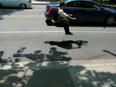 'Floating' Invisible Bicycle Photos by Zhao Huasen-05