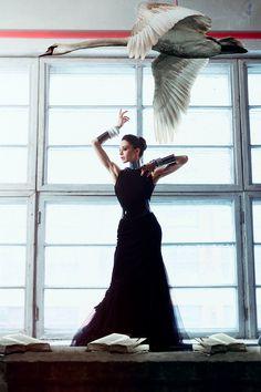 Интервью с балериной Дианой Вишневой Diana Vishneva`s interview