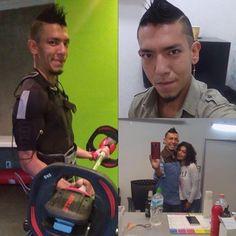 Said Sandoval - Actor listo para #ClubDeCuervos2!