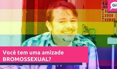 Você tem alguma amizade bromossexual? Assista ao vídeo no canal do youtube para descobrir!  https://youtu.be/mM2CZ0C2YKw  #dialogosparatransformar #youtubersbrasil #youtuber #instavideos #video #bromosexual