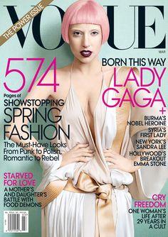 Lady Gaga- Vogue